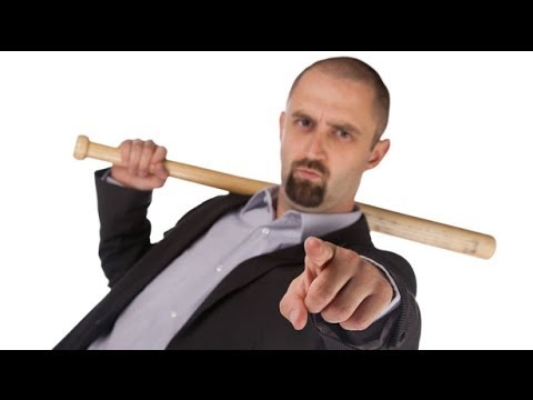 Angry Dad Attacks Teacher With A Bat After