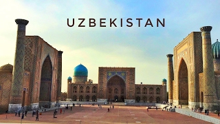 Uzbekistan: a travel documentary