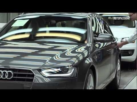 Ingolstädter Autobauer: Facelift für den Audi-Schönling A5