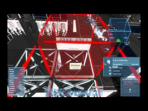 Space Engineers   S1 E14 Welder Room Finale