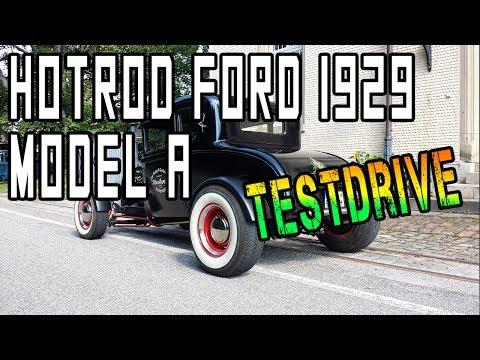 Hotrod Ford Model A 1929   www.theibach-performance.de