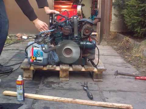 Kubota Diesel Engine poj.400cm 2cyl.Opoczno
