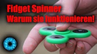 Fidget Spinner - Warum sie funktionieren! 2 Millionen-Views-Special!  - Clixoom Science & Fiction