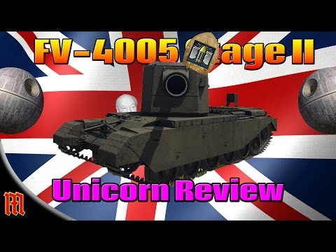 WT: FV-4005 Stage II Super Unicorn Review thumbnail