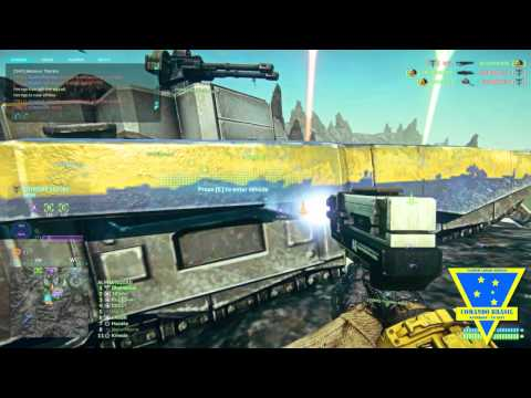 Planetside 2 - Outfit Comando Brasil - New Conglomerate