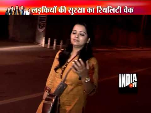 Is Delhi safe for Women? Reality Check - Connaught Place (CP), Delhi !