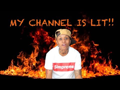 WELCOME TO MY CHANNEL | GRAMZ YUNGN INTRODUCTION VIDEO