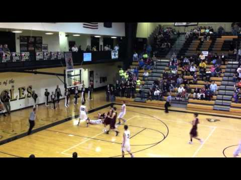 Faith Christian School vs Carroll High School Highlights
