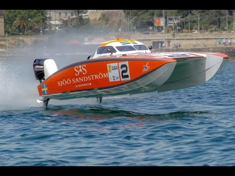 Cascais XCAT Powerboat Grand Prix highlights 2015