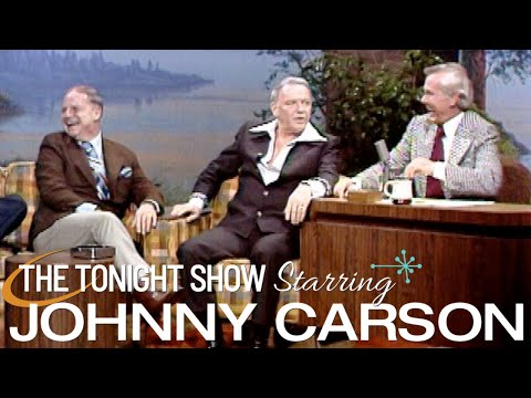 Frank Sinatra is Surprised by Don Rickles on Johnny Carson s Show, Funniest Moment