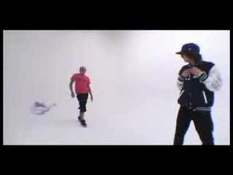 Must See!!! Chris Brown & Adam Sevani Freestyle video