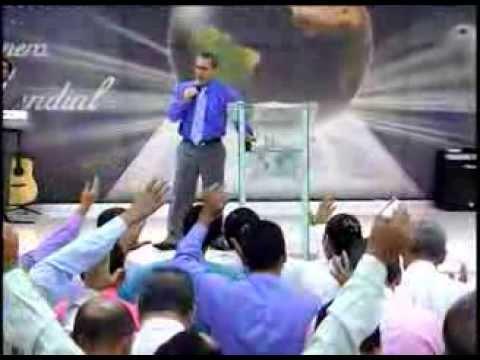 Dios quiere sanar las aguas (Rev. Joaquin Parra)