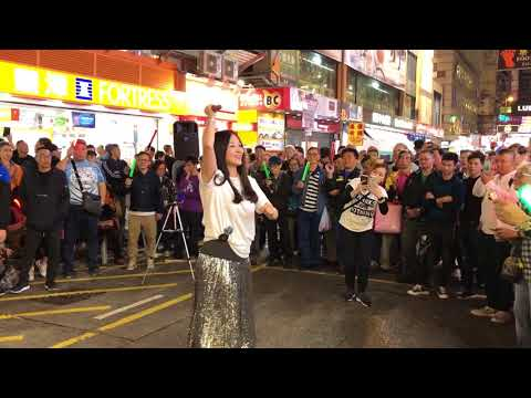 歲月無聲「Beyond 的經典歌曲」(2018-04-08)香港街頭藝人及唱作音樂人彭梓嘉老師