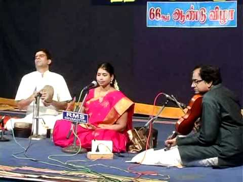 Devakottai Kandar Sasti Vizha Nithyashree Mahadevan Carnatic Music Recital Part 11 Of 16.mp4