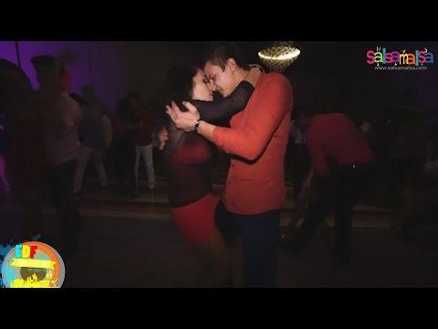 Bachata Dance | Serkan Sayan - Mine Yıldırım | EDF 2017