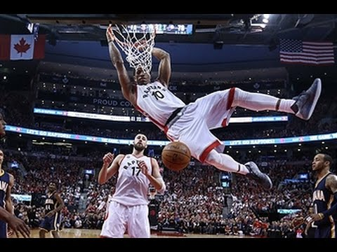 Top 5 NBA Plays: April 27th