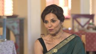 The Second Best Exotic Marigold Hotel: Lillete Dubey