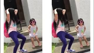 Beautiful little girl dance DESPACITO ( Niana Guerrero )