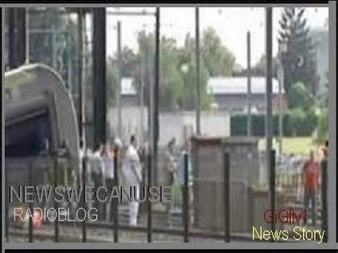 At Least 8 Dead Train derailment in France train Crash (News Story