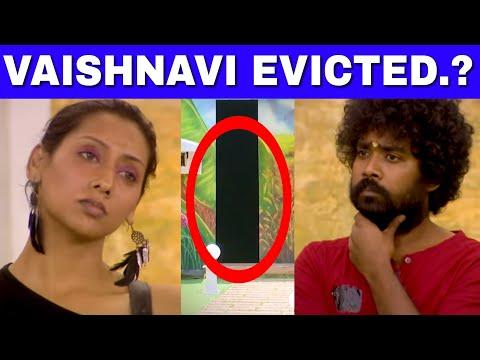 Vaishnavi is getting Eliminated from Bigg Boss 2   Kamal Hassan   Big Boss 2 Tamil thumbnail