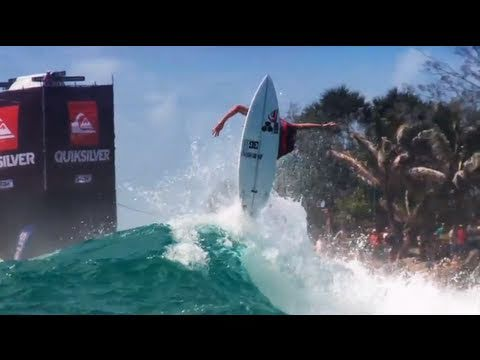 The Quiksilver Pro New York 2011 Promo