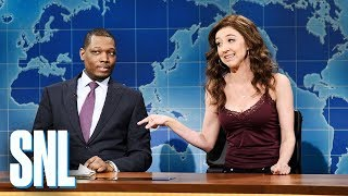 Weekend Update: Angel on the Royal Wedding - SNL