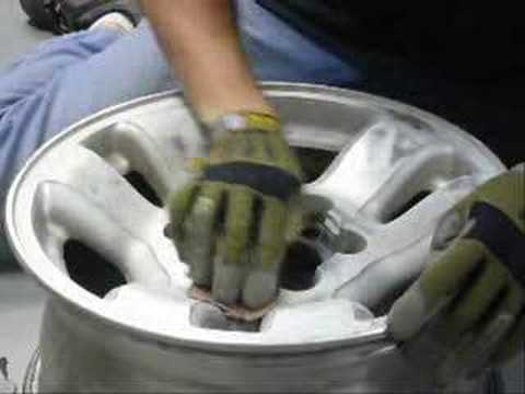 How to Paint Your Wheels / Rims