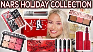 Nars Holiday Collection 2018!