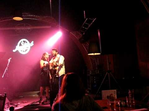 THE RESCUE SHIPS - Hello Goodbye - live Jazz Tibet Club, Olomouc, 5. 4. 2011
