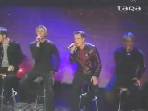 Westlife - I Have A Dream Live