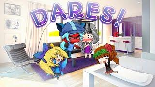 DARES!! / Sleepover! / Gacha Studio