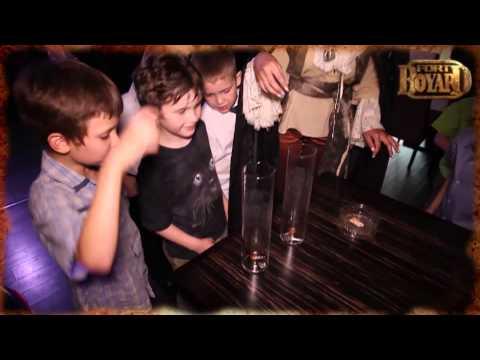 Квест для детей от 8 до 12 лет Форт Бoярд  от ANS Mood