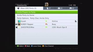 Xbox Live support Prank call troll (Banning Kids with N3RDY Rapper)