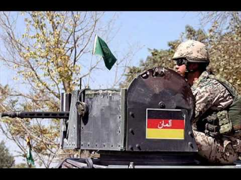 Polish Army and German Bundeswehr in Afghanistan