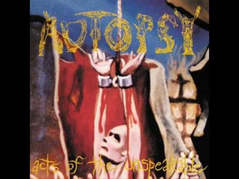Autopsy - Walls Of The Coffin