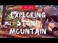 RV Life | Exploring Stone Mountain Park Campground | Class C Motorhome