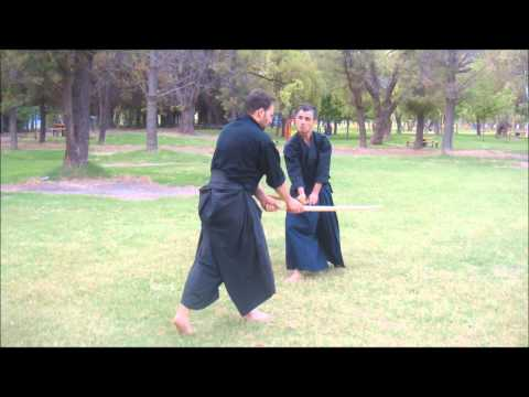 Ogawa Ryu - Kenjutsu Argentina - Training moments 2013 Image 1