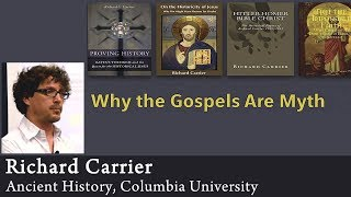 Video: Mark, Matthew, Luke or John do not give eyewitness' names or their sources - Richard Carrier