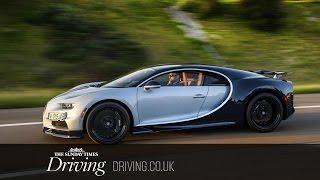 Bugatti Chiron review: 261mph, 1479bhp, £2.4m super sports car driven
