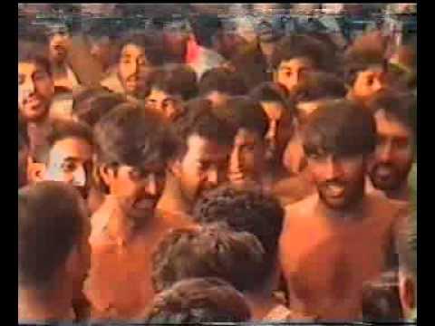 Chakwal Matmi Sangat 2005 Faisalabad  3Istqbal e Mohram