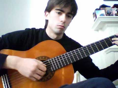 Paisaje - Zenamon Classical Guitar