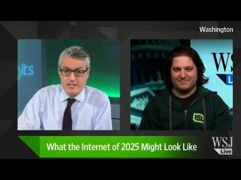 DataRPM raises $5.1 million, Peter Corbett on the Internet in 2025, and Infographics!
