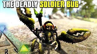 HUGE DEADLY VENOMOUS BUG!! | MYTHICAL BEASTS | ARK SURVIVAL EVOLVED [EP11]
