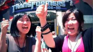 Transformers Ride Reactions - See What People Are Saying...