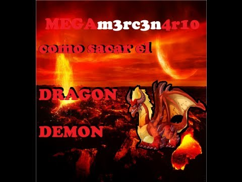 Como Obtner El Dragon Demonio video