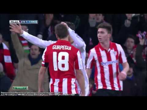 Cristiano Ronaldo  Red Card vs Athletic Bilbao