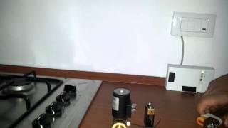 Elettrovalvola bistabile per gas Tekniconvert - In cucina.mp4