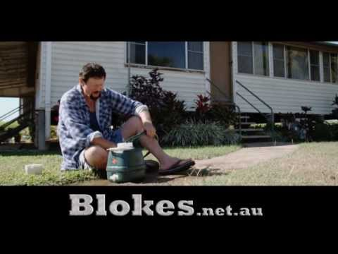 BLOKES on the North Queensland Fishing Show