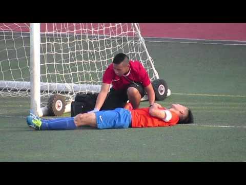 觀塘vs駿其天旭(2015.11.22.香港甲組足球聯賽)精華