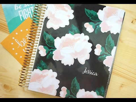 Review: 2016-2017 New Erin Condren Life Planner!